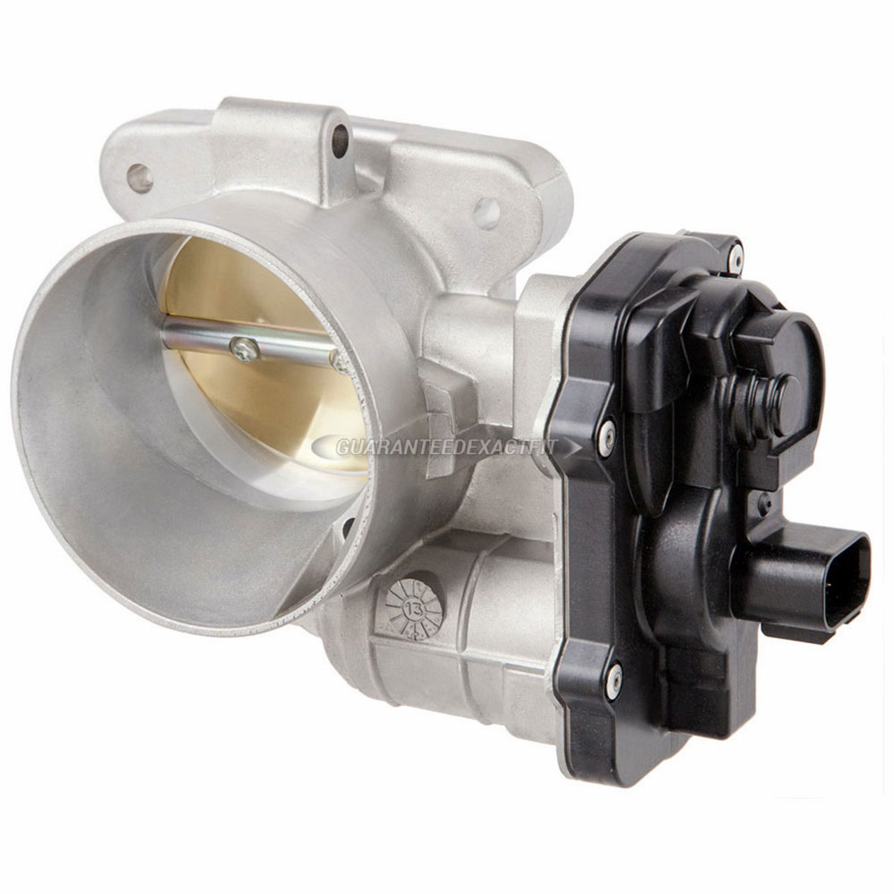 GMC Sierra                         Throttle BodyThrottle Body