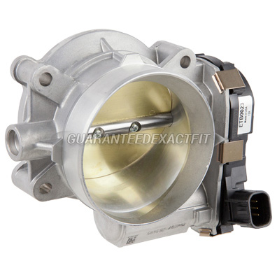 Cadillac SRX                            Throttle BodyThrottle Body