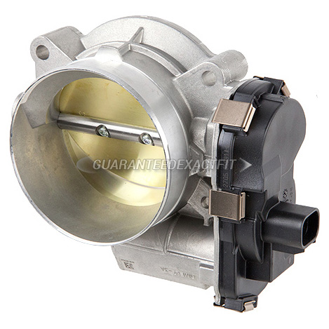 GMC Envoy                          Throttle BodyThrottle Body
