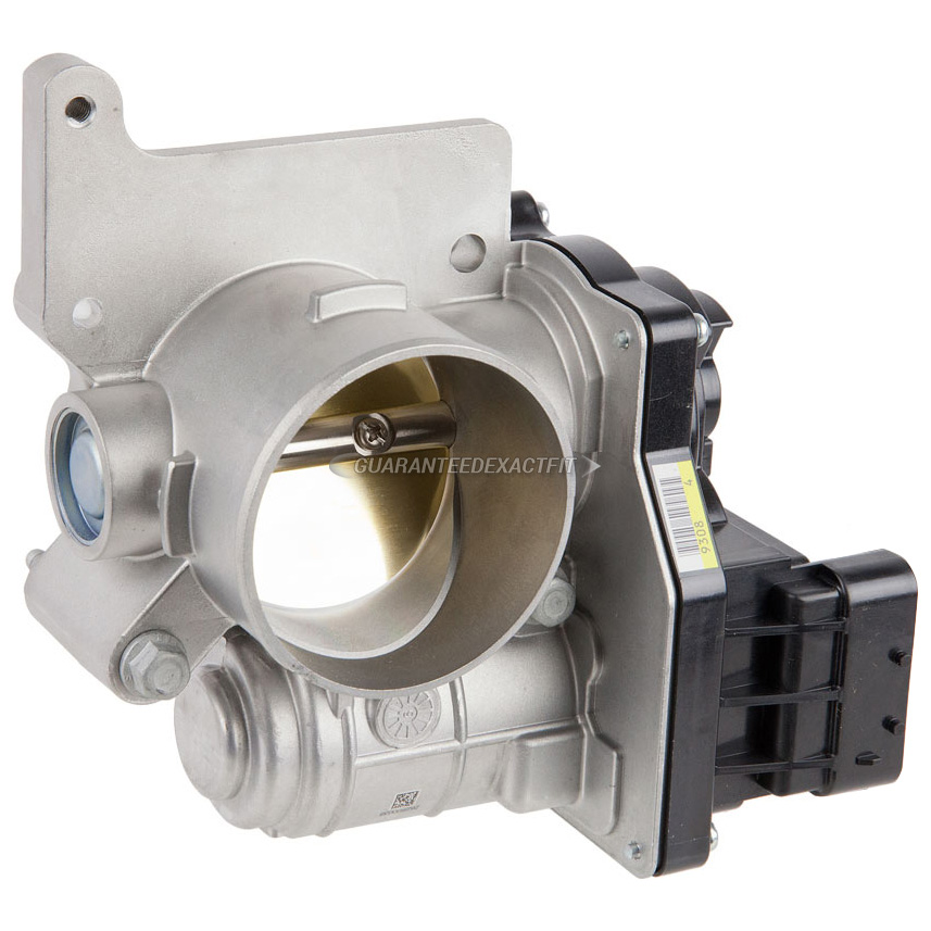 Buick Rendezvous                     Throttle BodyThrottle Body