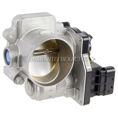 Pontiac Grand Prix                     Throttle BodyThrottle Body