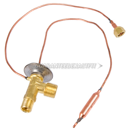 Chrysler Sebring A/C Expansion Device
