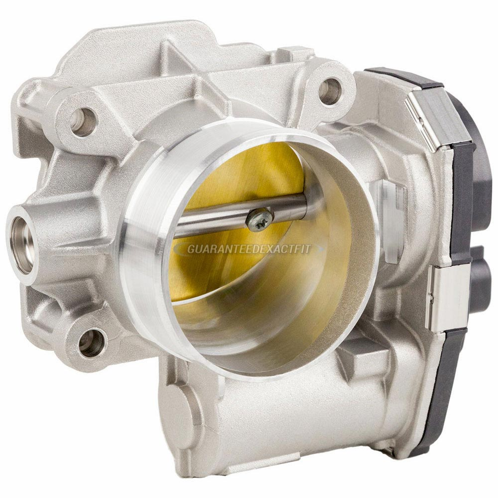Chevrolet Malibu                         Throttle BodyThrottle Body