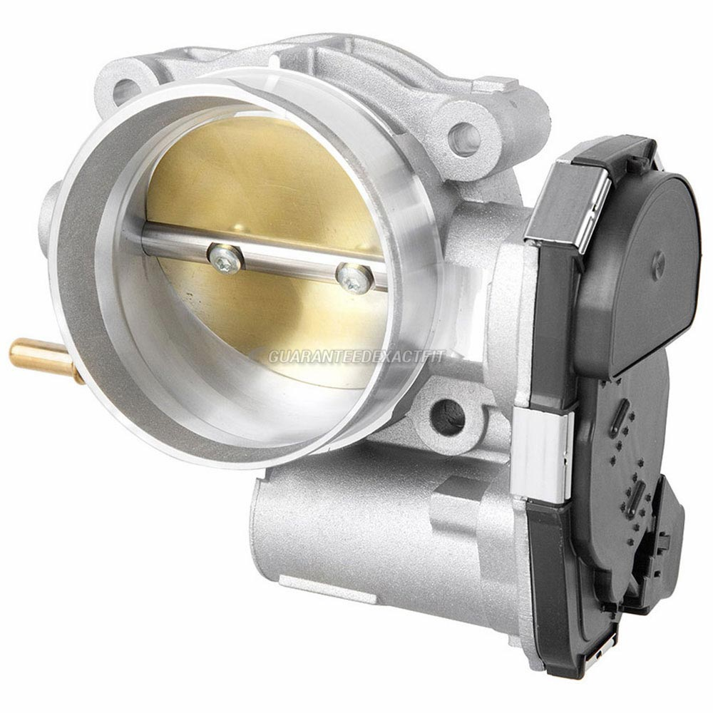 Chevrolet Colorado                       Throttle BodyThrottle Body