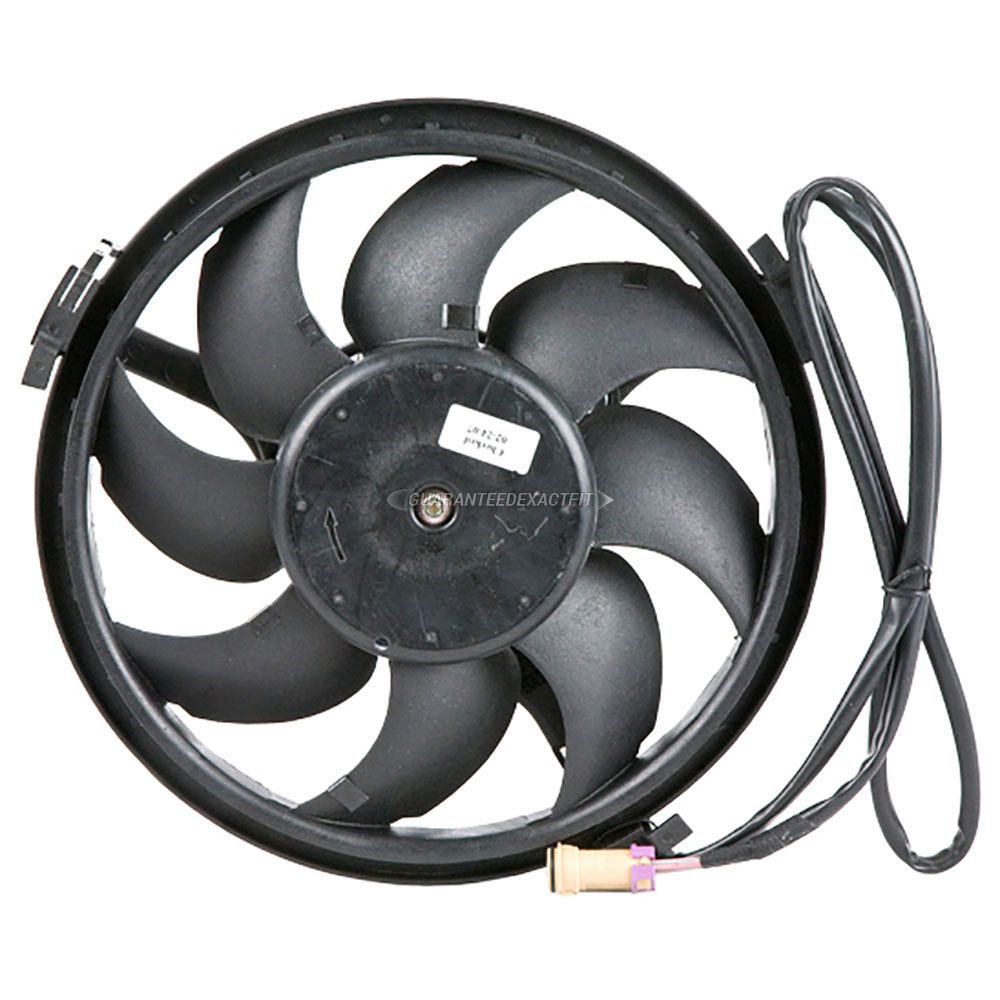 Audi S8                             Cooling Fan AssemblyCooling Fan Assembly