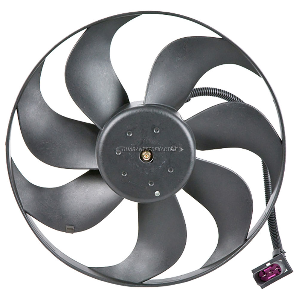 VW Jetta                          Cooling Fan AssemblyCooling Fan Assembly