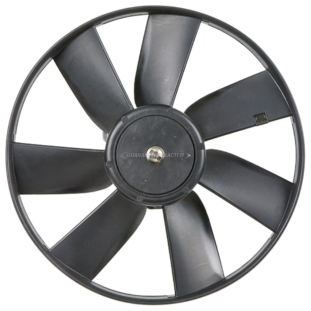 Volkswagen Corrado                        Cooling Fan AssemblyCooling Fan Assembly