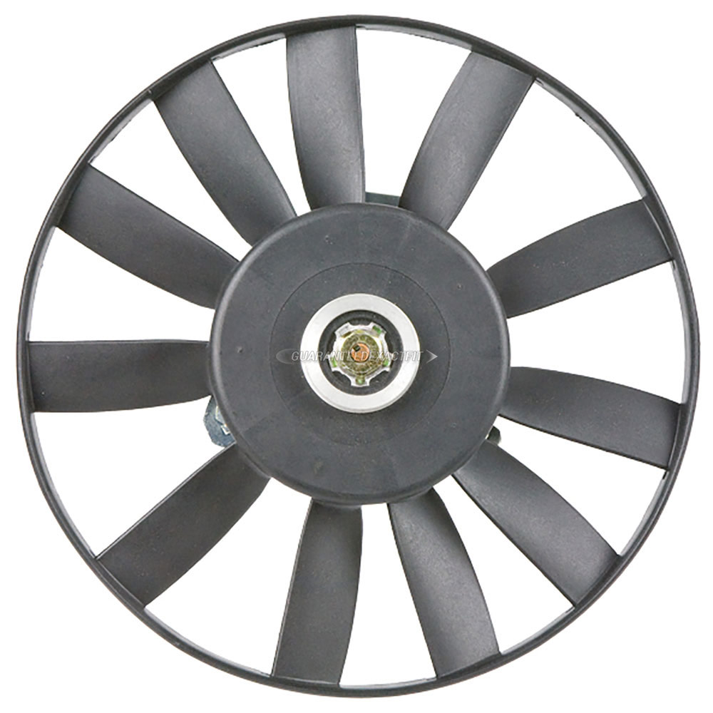Volkswagen Cabriolet                      Cooling Fan AssemblyCooling Fan Assembly