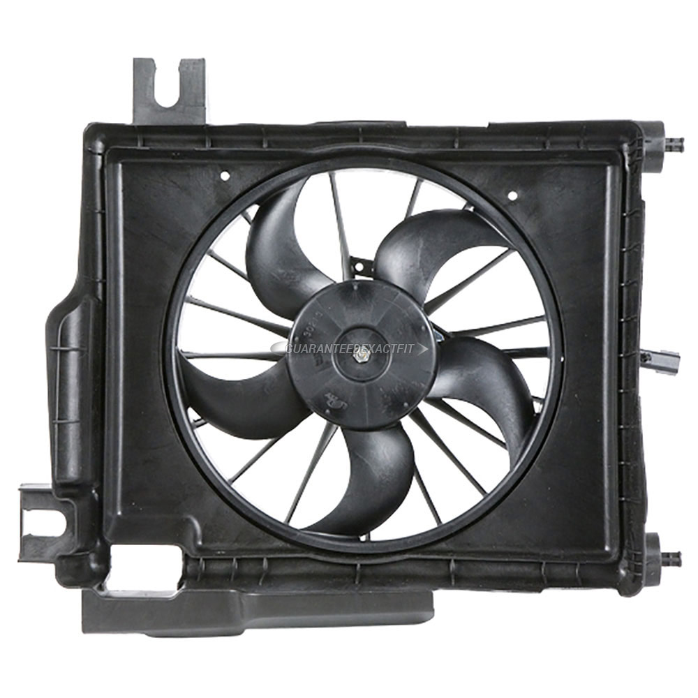 Dodge Pick-up Truck                  Cooling Fan AssemblyCooling Fan Assembly