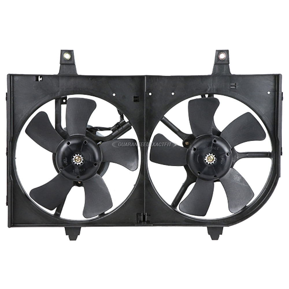 Infiniti I30                            Cooling Fan AssemblyCooling Fan Assembly
