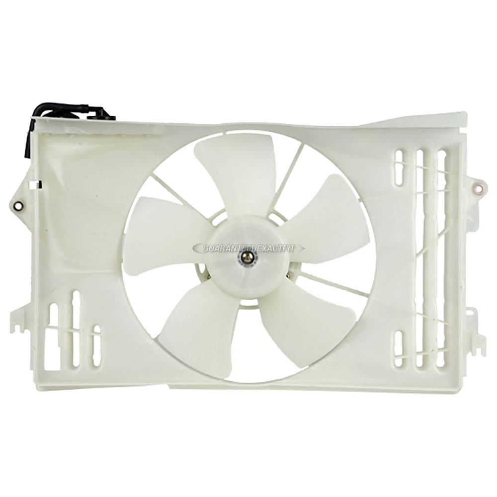 Toyota Corolla                        Cooling Fan AssemblyCooling Fan Assembly