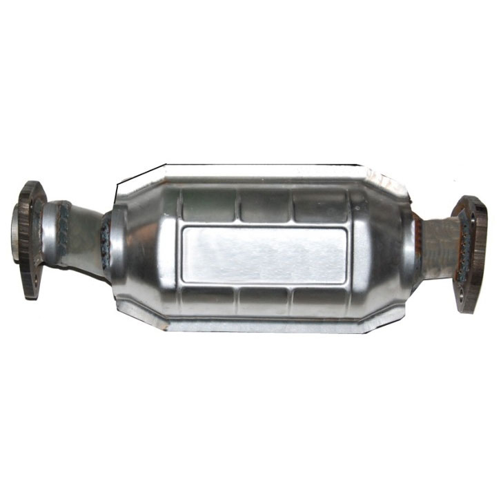 Ferrari  Catalytic Converter