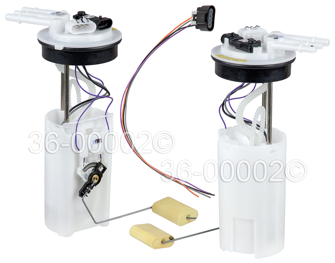 Oldsmobile Bravada                        Fuel Pump AssemblyFuel Pump Assembly