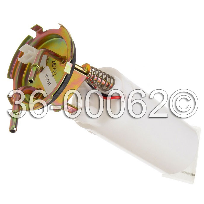 Dodge Shadow                         Fuel Pump AssemblyFuel Pump Assembly