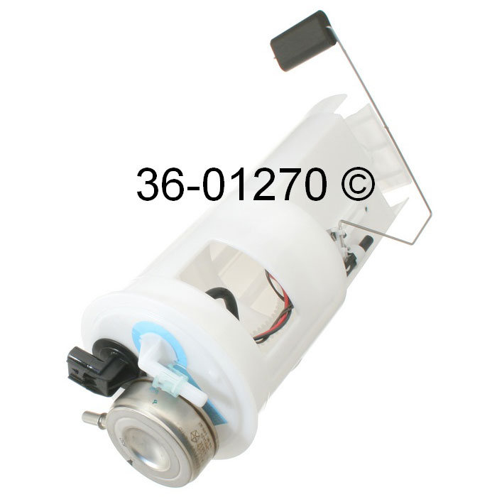 Dodge A Series Van                   Fuel Pump AssemblyFuel Pump Assembly