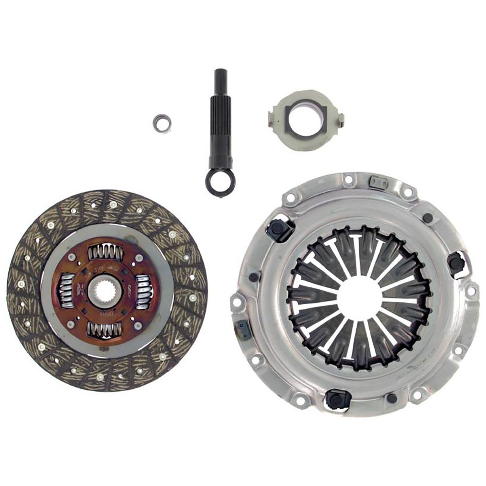 Ford Fusion                         Clutch KitClutch Kit