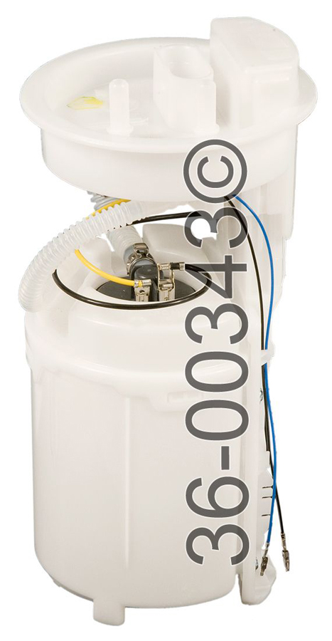 VW Golf                           Fuel Pump AssemblyFuel Pump Assembly