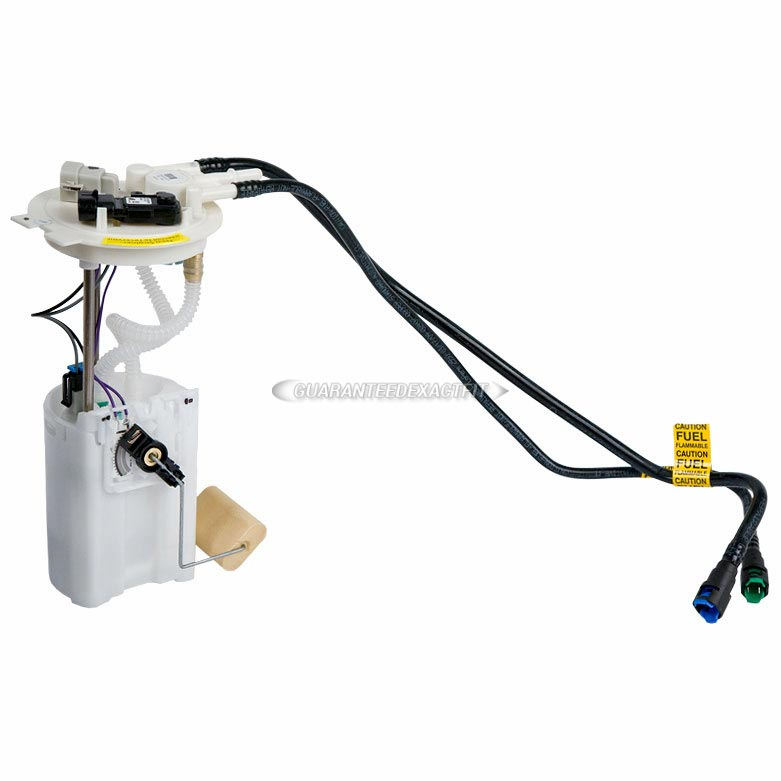 Pontiac Grand AM                       Fuel Pump AssemblyFuel Pump Assembly