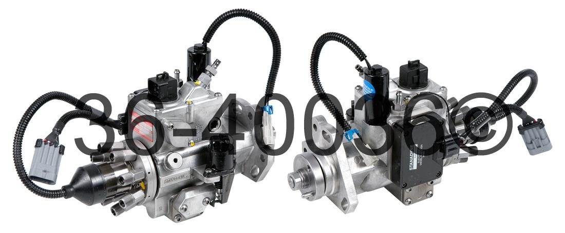 GMC Yukon                          Diesel Injector Pump
