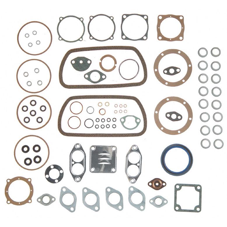 Volkswagen Karmann Ghia                   Engine Gasket Set - Full