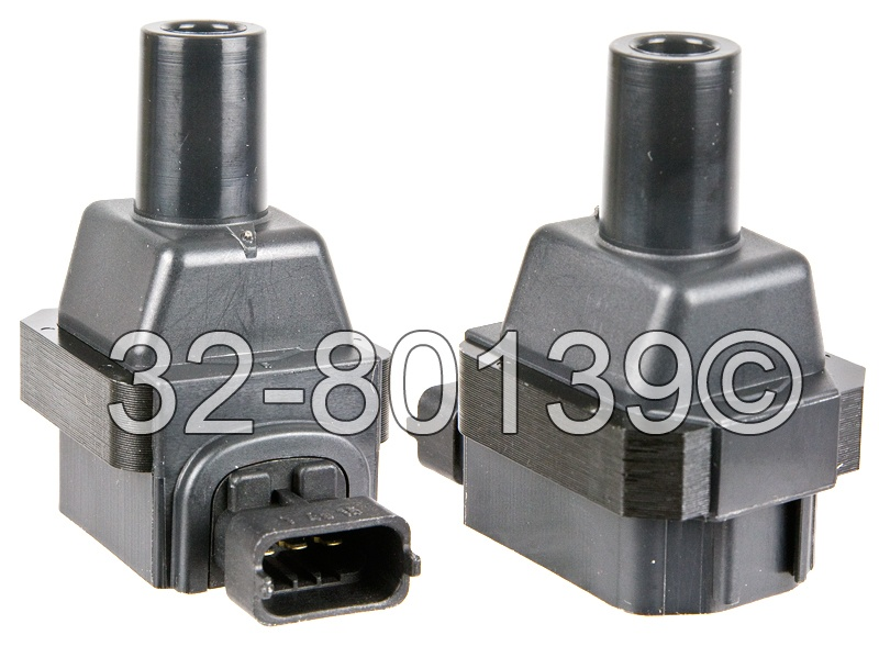 Mercedes_Benz SL600                          Ignition CoilIgnition Coil