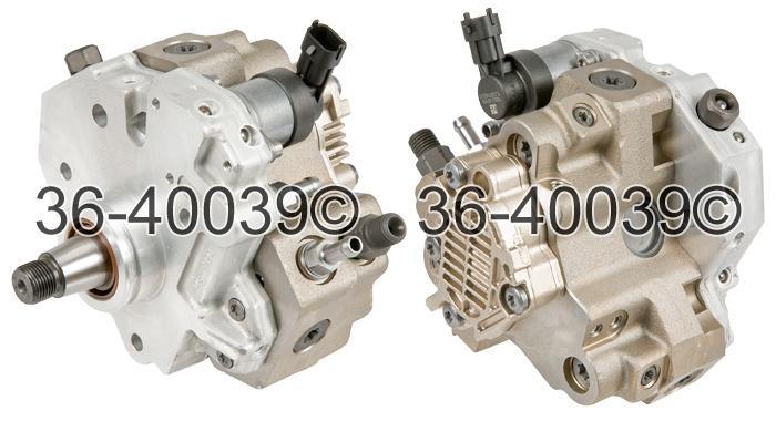 GMC Topkick                        Diesel Injector Pump