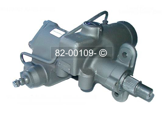 Land Rover Power Steering Gear Box