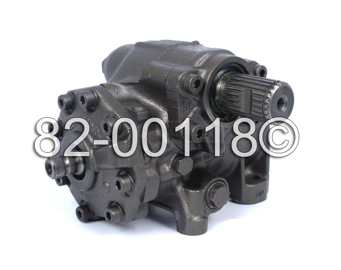 Mercedes_Benz 260E                           Power Steering Gear Box