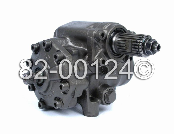 Mercedes_Benz 300SL                          Power Steering Gear BoxPower Steering Gear Box