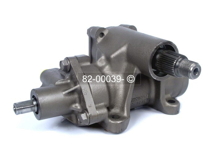 Cadillac Escalade Power Steering Gear Box