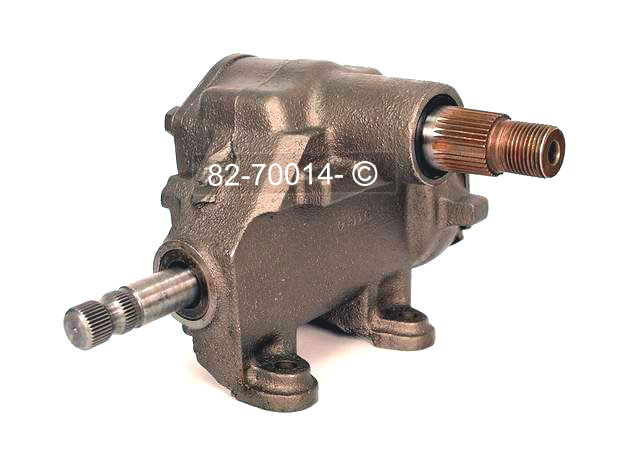 Chevrolet Bel Air                        Manual Steering Gear BoxManual Steering Gear Box