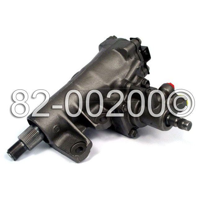 Toyota T100                           Power Steering Gear BoxPower Steering Gear Box