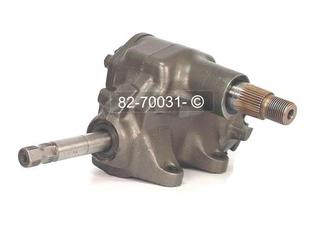 Chevrolet Manual Steering Gear Box