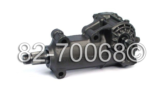 BMW 2002 Manual Steering Gear Box