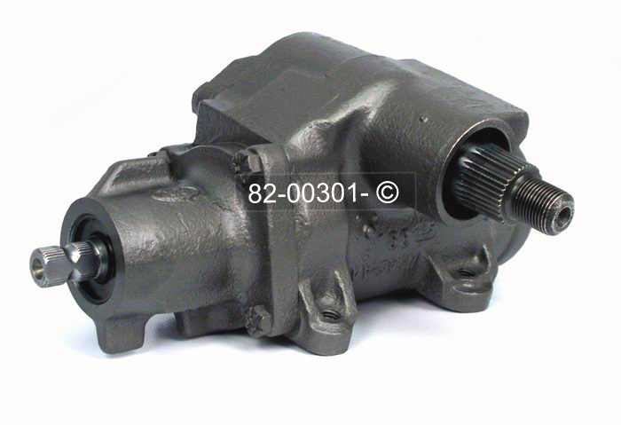 Ford E Series Van                   Power Steering Gear BoxPower Steering Gear Box