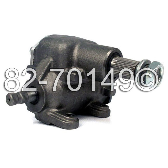 Chevrolet Vega                           Manual Steering Gear BoxManual Steering Gear Box