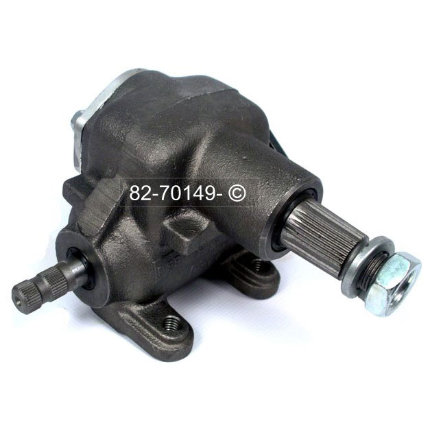 Chevrolet Vega                           Manual Steering Gear Box