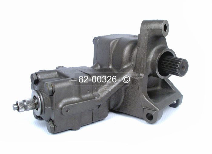 BMW 525                            Power Steering Gear Box