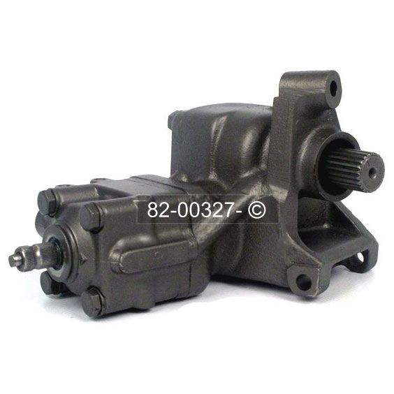 BMW Power Steering Gear Box