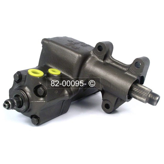 BMW 633csi                         Power Steering Gear BoxPower Steering Gear Box