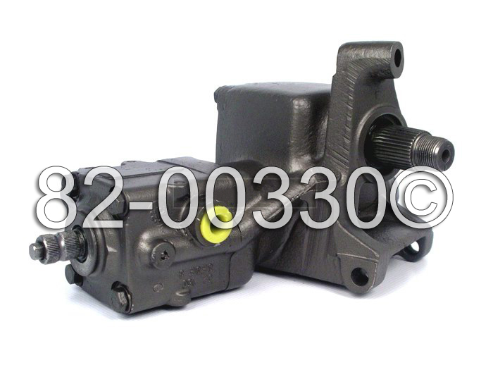 BMW 633csi                         Power Steering Gear Box
