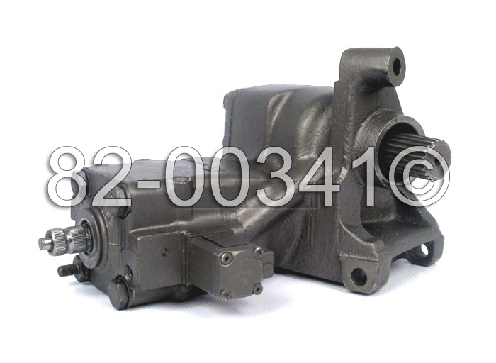 BMW 750iL                          Power Steering Gear Box