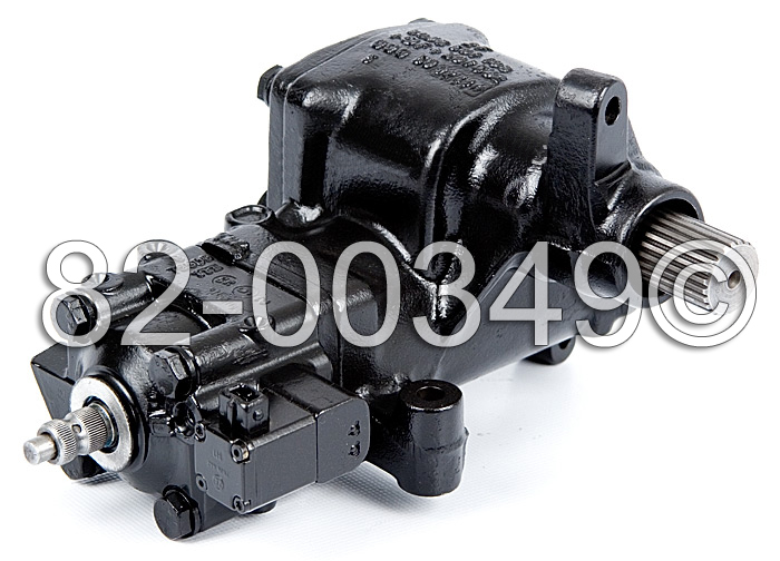 BMW 740                            Power Steering Gear BoxPower Steering Gear Box