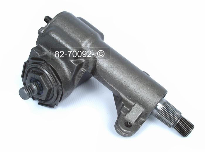 Mercury Cougar Manual Steering Gear Box