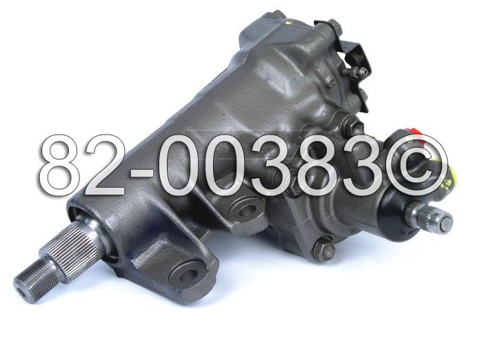 Toyota Power Steering Gear Box