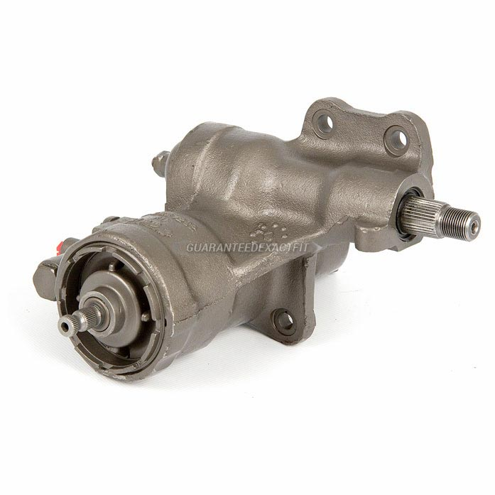 Plymouth Belvedere                      Power Steering Gear BoxPower Steering Gear Box