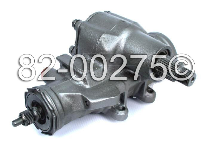 Pontiac Grand Prix                     Power Steering Gear Box