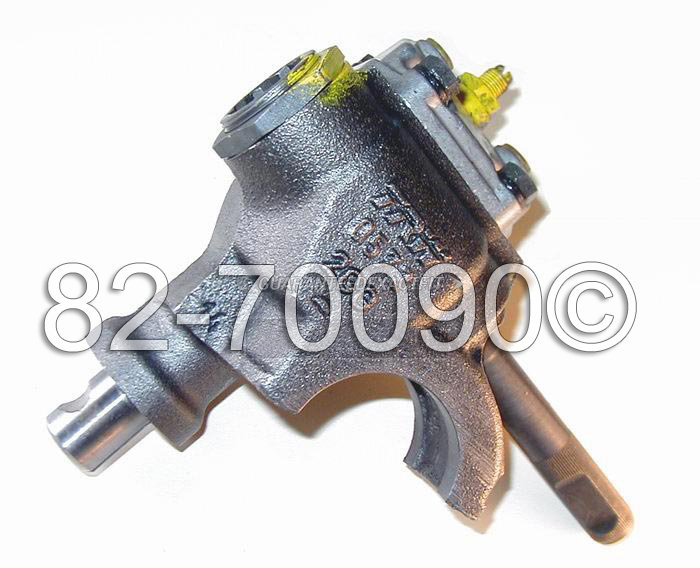 Volkswagen Manual Steering Gear Box