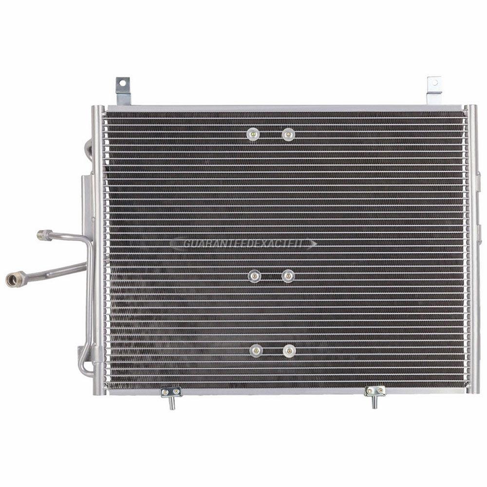 Mercedes benz 300te a c condenser parts from car parts for Mercedes benz parts warehouse