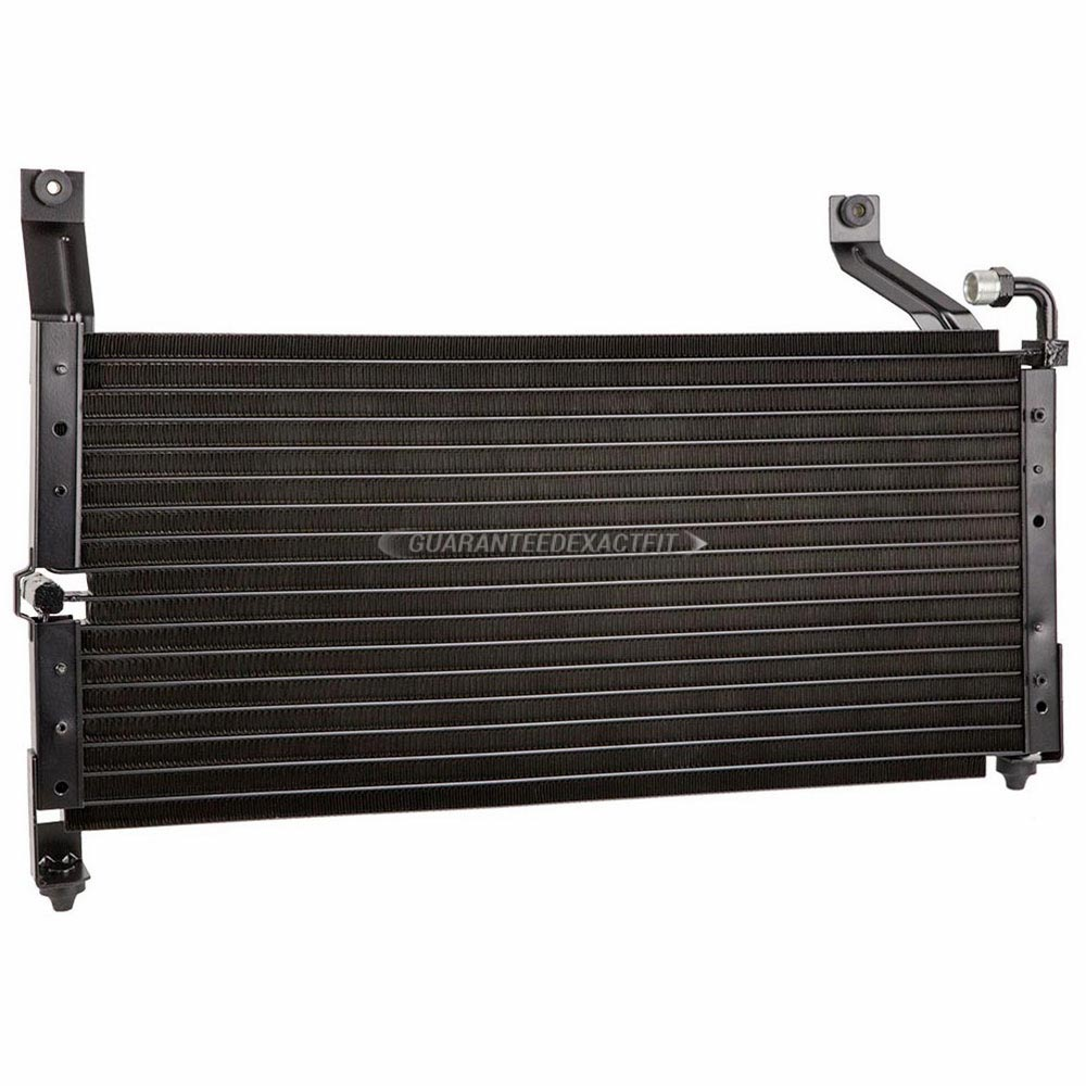 Suzuki Swift Plus A/C Condenser